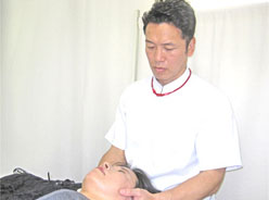 tougaikyousei 自律神経を調整する。クラニオセイクラルセラピーの施術方法